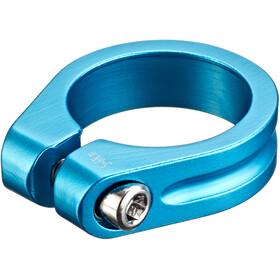 Cube RFR Zadelklem, blue